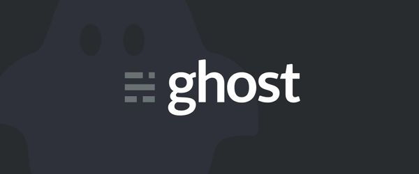 Starting a self-hosted Ghost blog